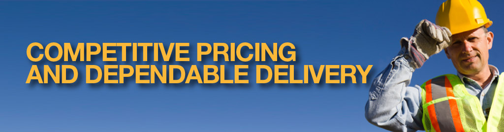 Competitive Pricing and Dependable Delivery