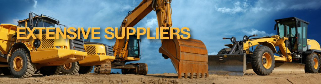 Extensive Suppliers
